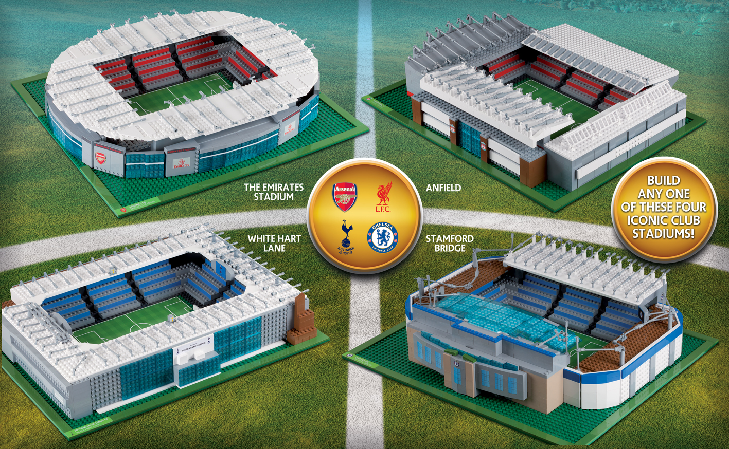 Win a Sports Stars 4-in-1 STADIUM!